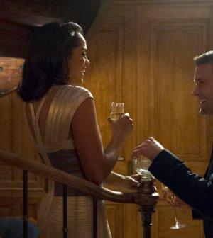 Monica Raymund as Gabriella Dawson, Jesse Spencer as Matthew Casey -- (Photo by: Elizabeth Morris/NBC)
