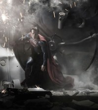 Henry Cavill as Superman in Man of Steel (Photo © Warner Bros. Pictures)