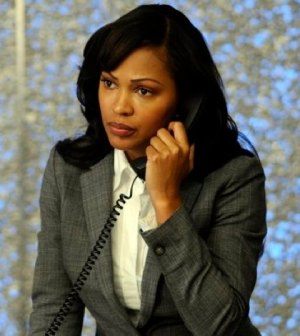 Meagan Good as Joanna Padget Locasto -- (Photo by: Myles Aronowitz/NBC)