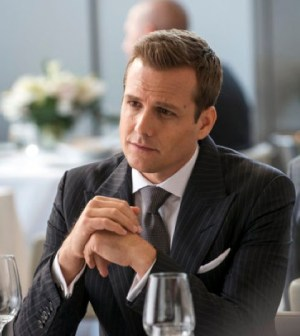 Gabriel Macht as Harvey Specter. Image © USA
