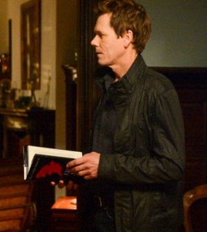 Kevin Bacon as Ryan Hardy. Image © FOX