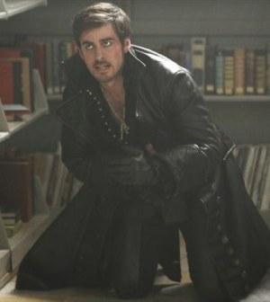 Colin O'Donoghue as Hook. Image © ABC
