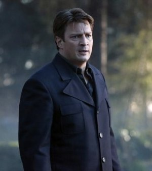 Nathan Fillion as Castle. Image © ABC