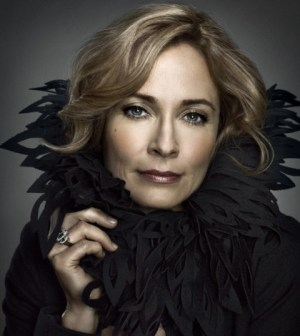 Susanna Thompson as Moira Queen. Image © The CW Network
