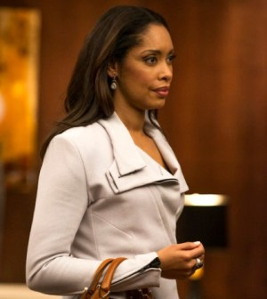 Gina Torres as Jessica Pearson -- (Photo by: Christos Kalohoridis/USA Network)