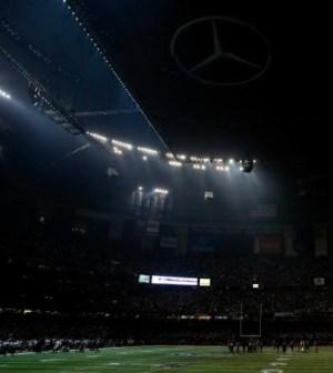 Super Bowl 2013 Blackout