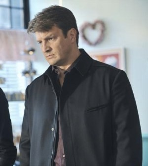 Nathan Fillion in ABC's Castle.