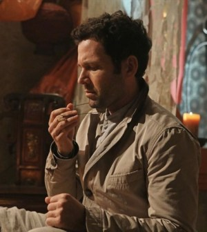 Eion Bailey as August. Image © ABC