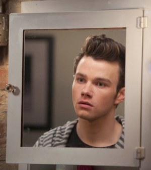 Chris Colfer as Kurt. ©2013 Fox Broadcasting Co. CR: Adam Rose/FOX
