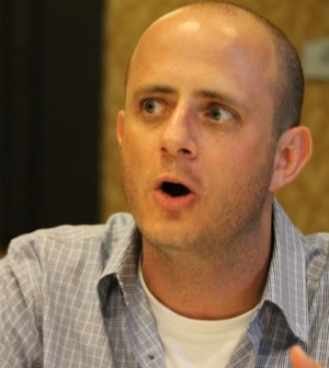 Revolution Creator and Producer Eric Kripke