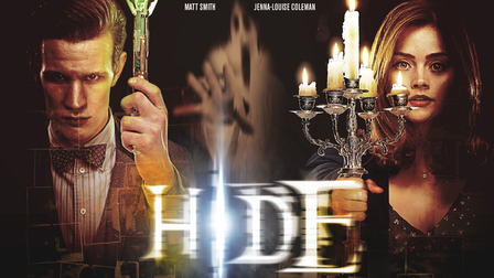 Hide. Image © BBC