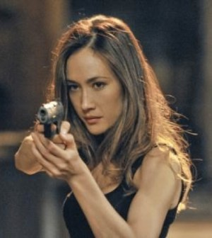 Maggie Q. Image © CW Network