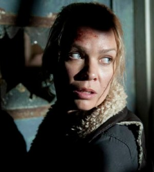 Laurie Holden as Andrea. Image © AMC