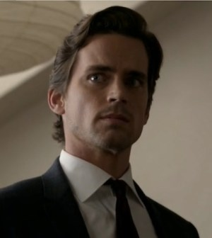 Matt Bomer as Neal Caffrey (Image © USA Network)
