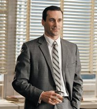 Jon Hamm as Don Draper. Image © AMC
