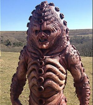 The Zygons Mean Business. Image © BBC