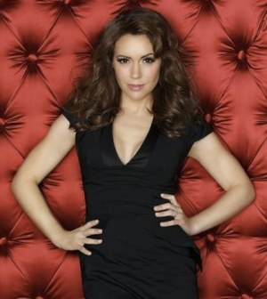 "ABC's ""Mistresses"" stars Alyssa Milano as Savannah (""Savi"") Davis. (ABC/BOB D'AMICO)"