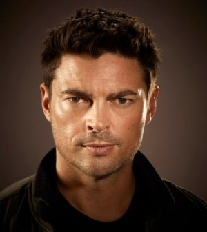 Karl Urban in Almost Human. Image © FOX