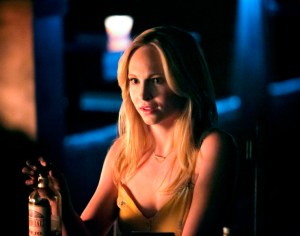 """The Vampire Diaries -- """"The Walking Dead"""" -- Pictured: Candice Accola as Caroline -- Photo: Tina Rowden/The CW"""
