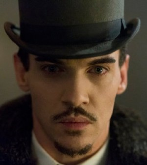 Jonathan Rhys Meyers in NBC's Dracula. Image © NBC