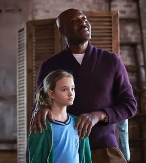 Johnny Sequoyah and Delroy Lindo in Believe -- © NBC Universal