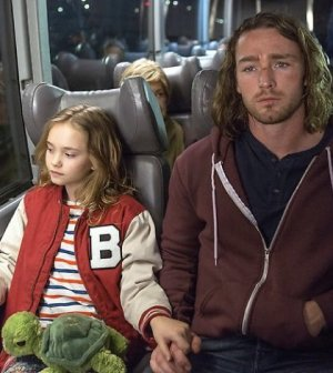 """BELIEVE -- """"Pilot"""" -- Pictured: (l-r) Johnny Sequoyah as Bo, Jake McLaughlin as Tate"""