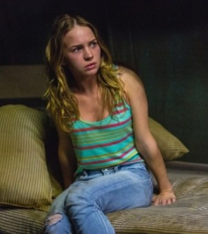 Photo: Michael Britt Robertson as Angie. Photo: Michael Tackett/©2013 CBS Broadcasting Inc.. All Rights Reserved.