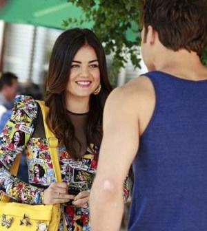(ABC FAMILY/Ron Tom) LUCY HALE