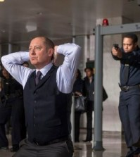 """Pictured: James Spader as """"Red"""" Raymond Reddington in NBC's The Blacklist -- (Photo by: David Giesbrecht/NBC)"""
