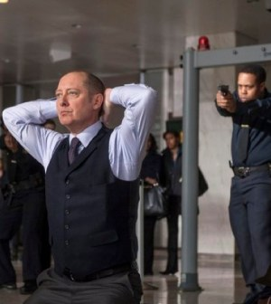 "Pictured: James Spader as ""Red"" Raymond Reddington in NBC's The Blacklist -- (Photo by: David Giesbrecht/NBC)"