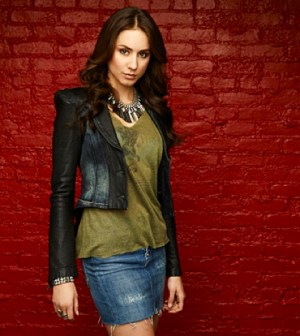 "Troian Bellisario stars as Spencer Hastings on ABC Family's ""Pretty Little Liars."" (Photo by Andrew Eccles/ABC Family via Getty Images)"
