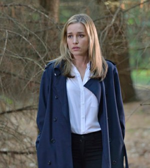 Pictured: -- Piper Perabo as Annie Walker. (Photo by: Ben Mark Holzberg/USA Network)