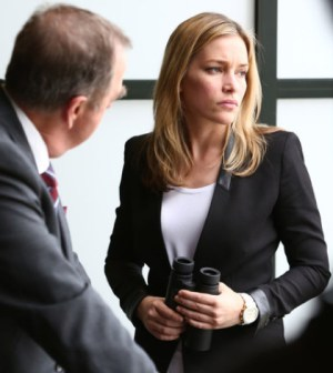 Piper Perabo as Annie Walker. (Photo by: Tim Whitby/USA Network)