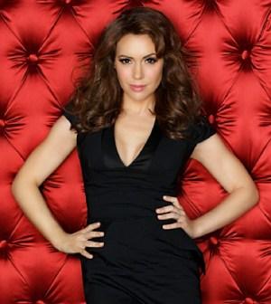 "Pictured: Alyssa Milano as Savannah (""Savi"") Davis. Photo by: ABC/BOB D'AMICO"