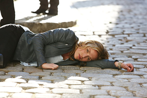 Is Annie's Death Inevitable? Pictured: Piper Perabo as Annie Walker -- (Photo by: Tim Whitby/USA Network)