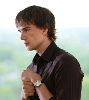 Pictured: Christopher Gorham as Auggie Anderson -- (Photo by: Steve Wilke/USA Network)