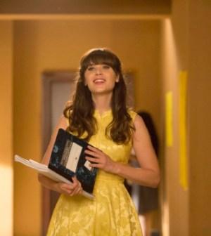 Zooey Deschanel as Jess Day. Cr: Jennifer Clasen/FOX