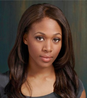 SLEEPY HOLLOW: Nicole Beharie as Lieutenant Abbie Mills. Co. CR: Michael Lavine/FOX
