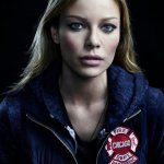 Pictured: Lauren German as Leslie Shay -- (Photo by: Nino Munoz/NBC)
