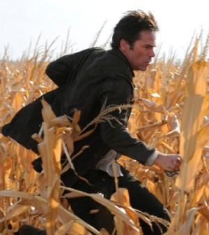 Pictured: Billy Burke as Miles Matheson -- (Photo by: Bill Records/NBC)