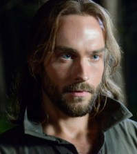 Tom Mison as Ichabod Crane. Co. CR: Brownine Harris/FOX