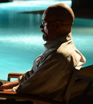Bryan Cranston as Walter White in AMC's Breaking Bad (Image © AMC)