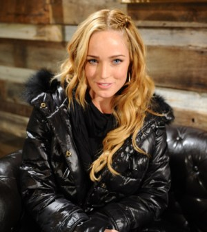 Caity Lotz (Photo by Michael Buckner/Getty Images for Bing)