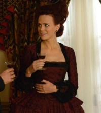 Pictured: Katia Winter as Katrina Crane -- Photo by: Brownie Harris/FOX
