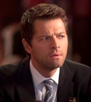 Pictured: Misha Collins as Castiel -- Credit: Katie Yu/The CW