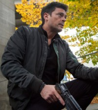 Karl Urban as John Kennex. Co. Cr: Liane Hentscher/FOX