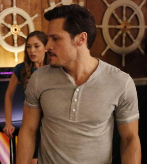 ABC/Richard Cartwright) ANNABELLE STEPHENSON, NICK WECHSLER