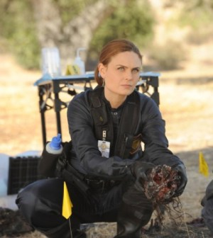 Pictured Emily Deschanel as Brennan. Cr: Ray Mickshaw/FOX