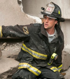 Pictured: Jesse Spencer as Matthew Casey -- (Matt Dinerstein/NBC)