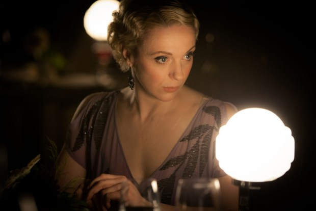 Amanda Abbington as Mary Morstan. Image © BBC